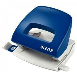 Perforator 16 coli, LEITZ 5038 - albastru