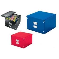 Cutie arhivare 290 x 190 x 290 mm, LEITZ Snap-N-Store - negru