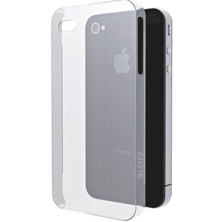 Carcasa LEITZ Complete, pentru iPhone 4/4S - transparenta