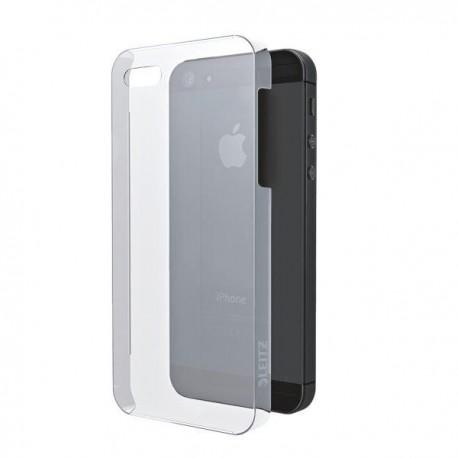 Carcasa LEITZ Complete, pentru iPhone 5/5S - transparenta