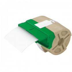 Cartus inteligent cu etichete de plastic LEITZ Icon, 88mmx10m, plastic alb, adeziv permanent