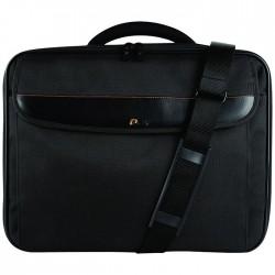 """Geanta laptop 16"""", (polyester 600D), D-LEX - negru"""