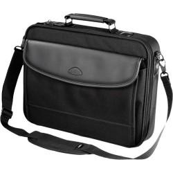 "Geanta laptop 15,4"", (Oxford polyester 600D), D-LEX - gri"