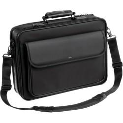 "Geanta laptop 15,4"", (micro twill nylon 70D), D-LEX - negru"