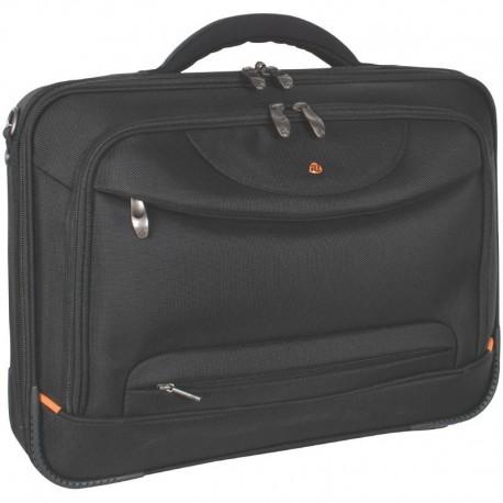 """Geanta laptop 17"""", Executive (Ballistic nylon 1680D), D-LEX - negru"""