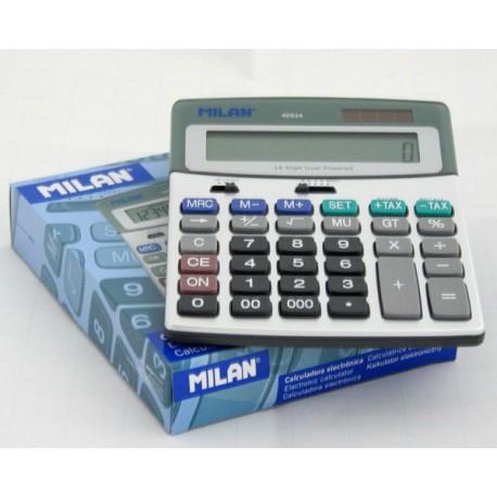 Calculator birou, 14 Digits,141 x 185 x 42 mm ,MILAN