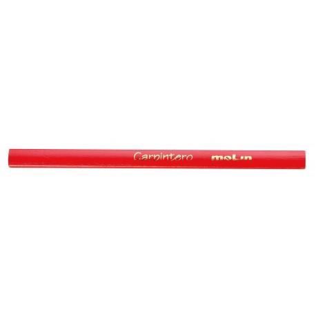 Creion grafit pentru scriere pe lemn (tamplarie), MOLIN