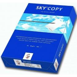 Hartie alba copiator,A4,80gr/mp 500 coli/top SKY COPY