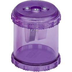 Ascutitoare metalica simpla cu container M+R