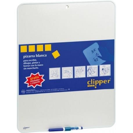 Tablita pentru scris 44 x 55 cm + marker, CLIPPER - culori asortate