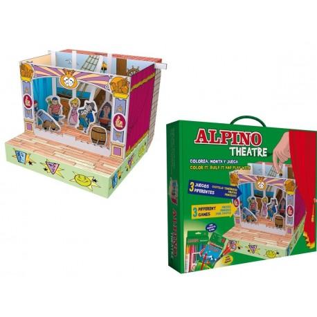 Kit creativ ALPINO Theatre