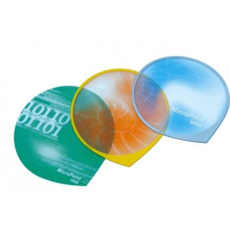 Mouse pad NOVA Micropoint 3000 - Albastru