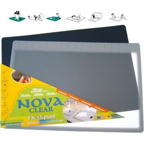 Mapa PVC pentru birou, 470 x 620 mm, NOVA Clear