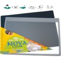Mapa PVC pentru birou, 308 x 450 mm, NOVA Clear