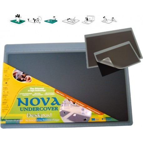 Mapa PVC pentru birou, 308 x 450 mm, NOVA Undercover