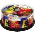 CD-R 700MB-80min (25 buc. Cakebox, 52x) Nashua