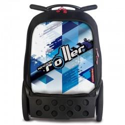 Ghiozdan Roller NIKIDOM XL - Cool Blue