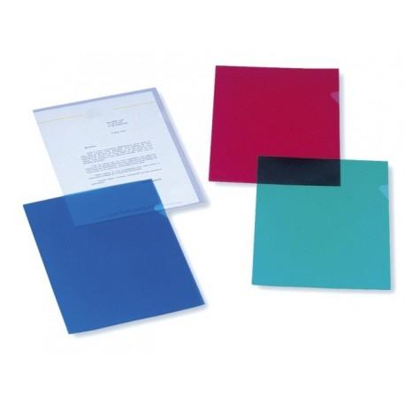 Mapa protectie documente A4, 200 microni, transparenta, HFP
