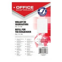 Rezerva A4 pentru caiet mecanic, 50 file/top, Office Products - matematica