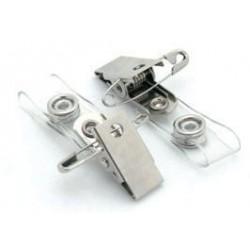 Clipsuri metalice pentru ecusoane, OPUS