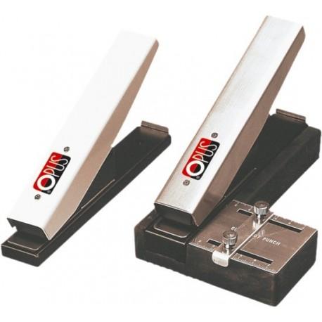 Perforator simplu pentru ecusoane laminate, OPUS