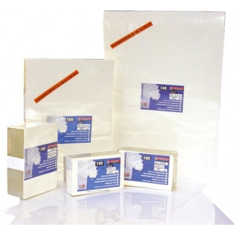 Folie laminare 54x86mm, 125 microni, 100 buc/top OPUS