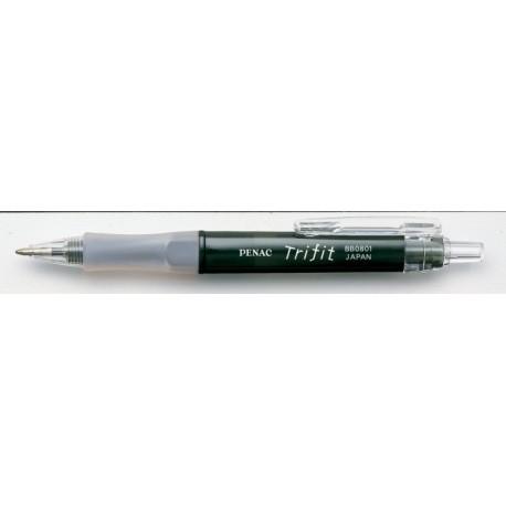 Pix cu mecanism PENAC Trifit Metalic - Negru metalizat