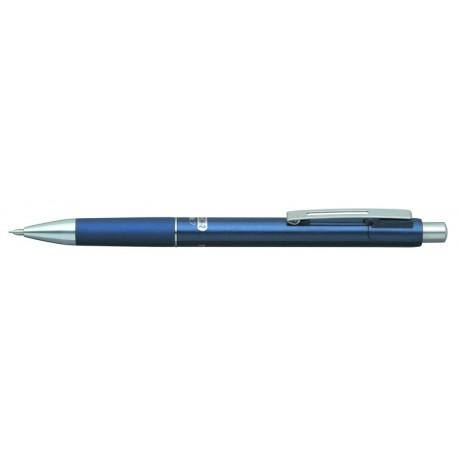 Creion mecanic PENAC CCH-2, cu rubber grip, 0.7mm, varf metalic - corp albastru