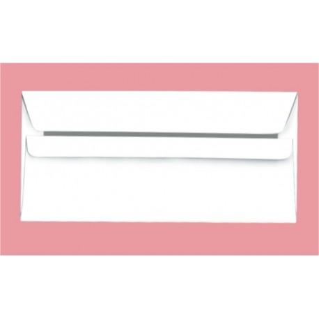 Plic DL alb autoadeziv ( 110 x 220 mm )