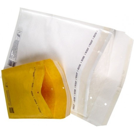 Plic anti-soc kraft siliconic 290 x 370 mm /270 x 360mm(ext./int.) NR.18