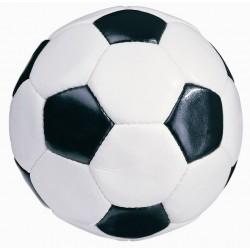 Minge pentru football - alba/neagra