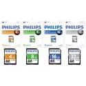 Card memorie SDHC, clasa 10, PHILIPS - 32GB