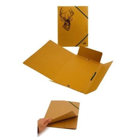 Mapa carton cu elastic, Pukka Pad Recycled