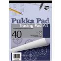 Blocnotes cu hartie calc, 40 file 80g/mp, Pukka Pad