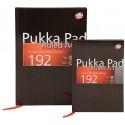 Registru A4, 96 file 80g/mp, coperti carton rigid, PUKKA City - dictando