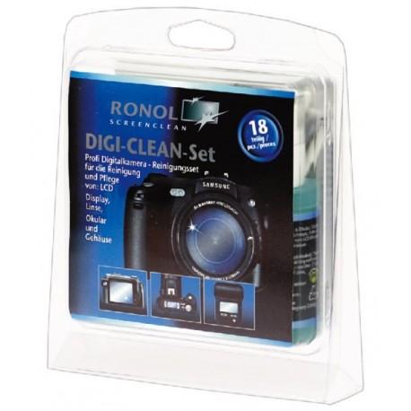 """Set curatare pentru camere digitale RONOL """"Digi-Clean"""""""