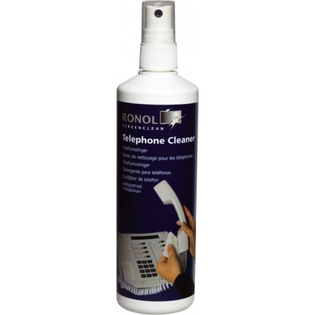 Spray anti-bacterial pentru curatare telefon, 250ml, RONOL