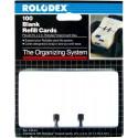 Rezerva carti vizita (63x102mm),50 buc/set ROLODEX pt. 67060