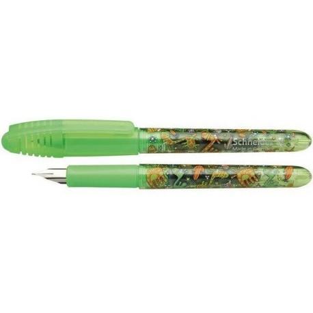 Stilou SCHNEIDER Zippi - design corp verde