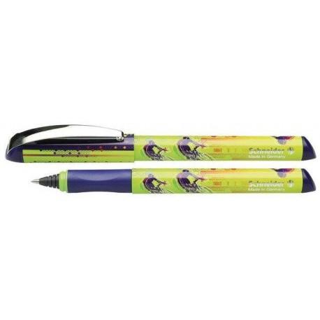 Roller cu cartus SCHNEIDER Inx Sportive - verde