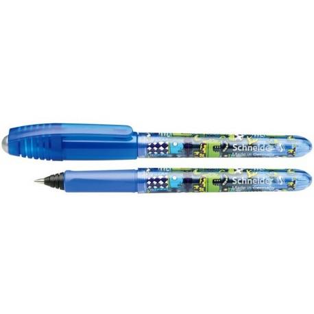 Roller cu cartus SCHNEIDER Zippi - design corp albastru