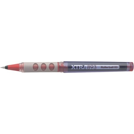 Roller cu cerneala 0,3mm, SCHNEIDER Xtra 893 - rosu