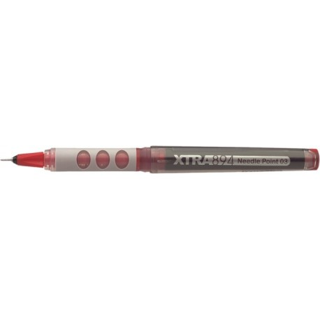 Roller cu cerneala 0,3mm, SCHNEIDER Xtra 894 - rosu