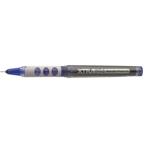 Roller cu cerneala 0,3mm, SCHNEIDER Xtra 894 - albastru