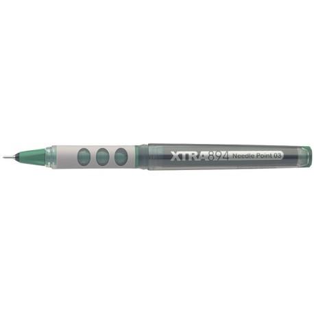 Roller cu cerneala 0,3mm, SCHNEIDER Xtra 894 - verde