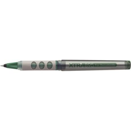 Roller cu cerneala 0,6mm, SCHNEIDER Xtra 895 - verde