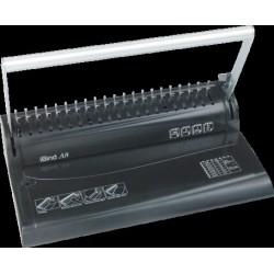Masina de indosariere cu inele din plastic, max. 18mm, capacitate perforare 8 coli, iBind A8