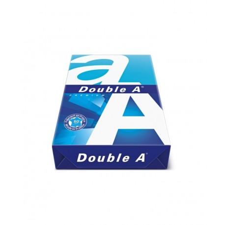 Hartie alba pentru copiator A3, 80g/mp, 500coli/top, clasa A, Double A