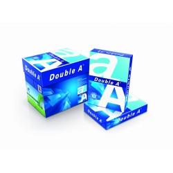 Hartie alba pentru copiator A4, 80g/mp, 100coli/top, clasa A, Double A