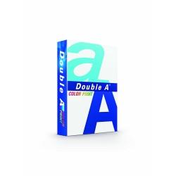 Hartie alba pentru copiator A4, 90g/mp, 500coli/top, clasa A, Double A